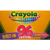 Crayola Crayons - 96 Piece Set
